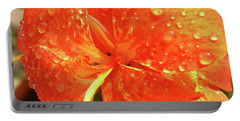 Stunning Canna Lily Portable Battery Charger