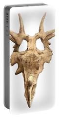 Styracosaur Skull Portable Battery Charger
