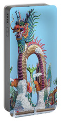 Suan Sawan Golden Dancing Dragon Dthns0144 Portable Battery Charger