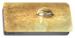 Submerged Snail Shell Portable Battery Charger