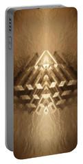 Subtle Geometrix Portable Battery Charger