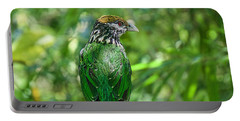 Subtropical Forest Dweller Portable Battery Charger