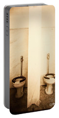 Subway Toilet Portable Battery Charger