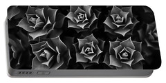 Succulent Portable Battery Charger by Marlo Horne
