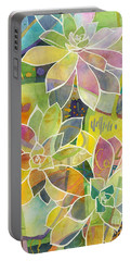 Succulent Mirage 1 Portable Battery Charger