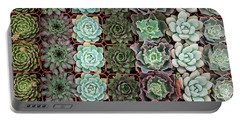 Succulent Tray Portable Battery Charger