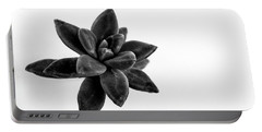 Succulents Flowers Portable Battery Charger