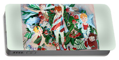 Sugar Plum Fairies Portable Battery Charger