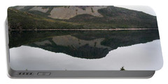 Sugarloaf Hill Reflections Portable Battery Charger by Barbara Griffin