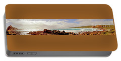 Sugarloaf Rock Panorama I Portable Battery Charger