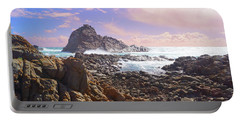 Sugarloaf Rock X Portable Battery Charger