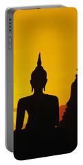 Sukhothai Temple Portable Battery Charger