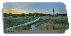Sullivan's Island Evening Portable Battery Charger