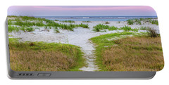 Sullivan's Island Natural Beauty Portable Battery Charger