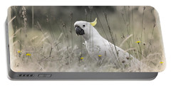 Sulphur Crested Cockatoo Portable Battery Charger