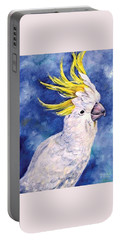 Sulphur-crested Cockatoo Portable Battery Charger