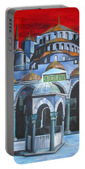 Sultan Ahmed Mosque Istanbul Portable Battery Charger