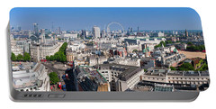 Sumer Panorama Of London Portable Battery Charger
