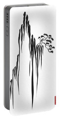 Sumi-e - Bonsai - One Portable Battery Charger