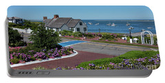 Summer At The Chatham Bars Inn Cape Cod Portable Battery Charger
