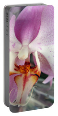 Portable Battery Charger featuring the photograph Summer Bloom by Joan  Minchak