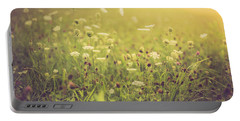Portable Battery Charger featuring the photograph Summer Breeze by Shane Holsclaw