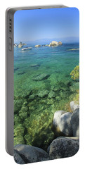 Portable Battery Charger featuring the photograph Summer Days  by Sean Sarsfield