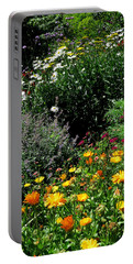 Summer Flowers 2 Portable Battery Charger