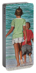 Summer Fun Portable Battery Charger