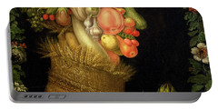Summer Portable Battery Charger by Giuseppe Arcimboldo