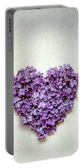 Summer Heart Portable Battery Charger