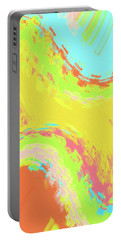 Summer Joy 2 Portable Battery Charger by Bonnie Bruno