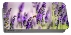 Summer Lavender  Portable Battery Charger