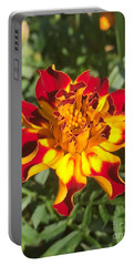 Summer Marigold Portable Battery Charger
