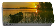 Summer Morning At 3.15 Portable Battery Charger