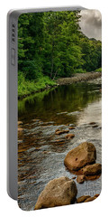 Summer Morning Williams River Portable Battery Charger