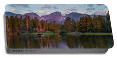 Summer On Sprague Lake Portable Battery Charger