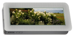 Portable Battery Charger featuring the photograph Summer Spledor by Tom Prendergast