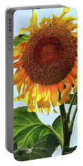 Summer Sunflower Portable Battery Charger