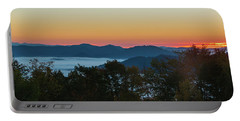 Summer Sunrise - Almost Dawn Portable Battery Charger