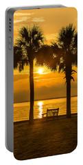 Summer Sunrise - Charleston Sc Portable Battery Charger