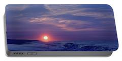 Summer Sunrise I I Portable Battery Charger
