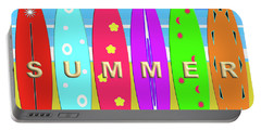 Summer Surf Portable Battery Charger