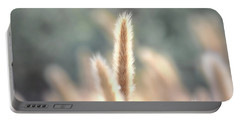 Summer Wild Grass Portable Battery Charger