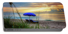 Portable Battery Charger featuring the photograph Summer's Calling by Debra and Dave Vanderlaan