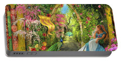 Summers Garden Portable Battery Charger