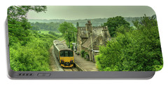 Summertime At Umberleigh  Portable Battery Charger