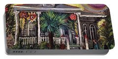 Summertime New Orleans Portable Battery Charger