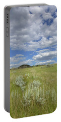 Summertime On The Prairie Portable Battery Charger