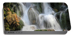 Summit Creek Waterfalls Portable Battery Charger